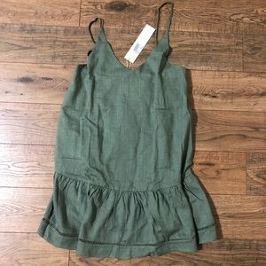 Brand New Olive Green Dress from Jean Jail